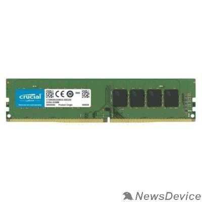 Модуль памяти Crucial DDR4 DIMM 4GB CT4G4DFS6266 PC4-21300, 2666MHz