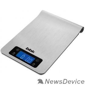 Весы BBK KS150M (M) Весы кухонные  металлик