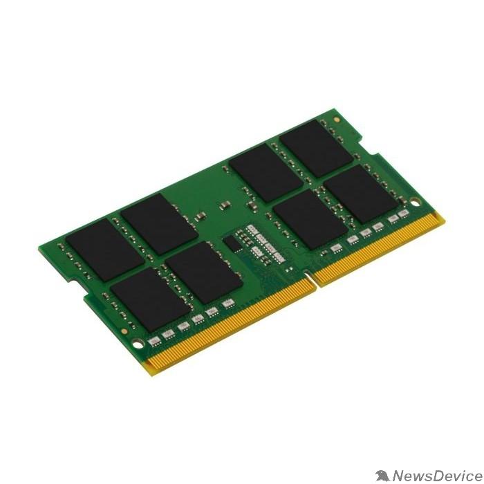 Модуль памяти Kingston DDR4 SODIMM 32GB KVR26S19D8/32 PC4-21300, 2666MHz, CL19
