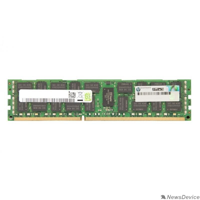 Модуль памяти HPE 840758-091/815100-B21 32GB (1x32GB) Dual Rank x4 DDR4-2666 CAS-19-19-19 Registered Smart Memory Kit
