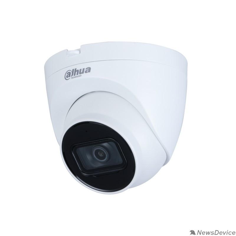 Видеонаблюдение DAHUA DH-IPC-HDW2431TP-AS-0280B Видеокамера