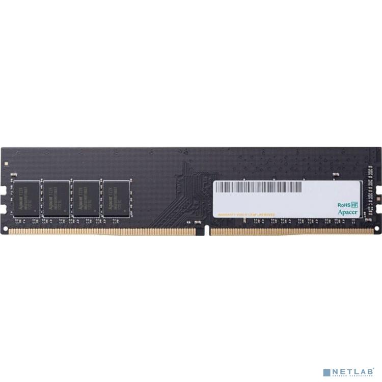 Модуль памяти Apacer DDR4 DIMM 16GB EL.16G2V.GNH PC4-21300, 2666MHz
