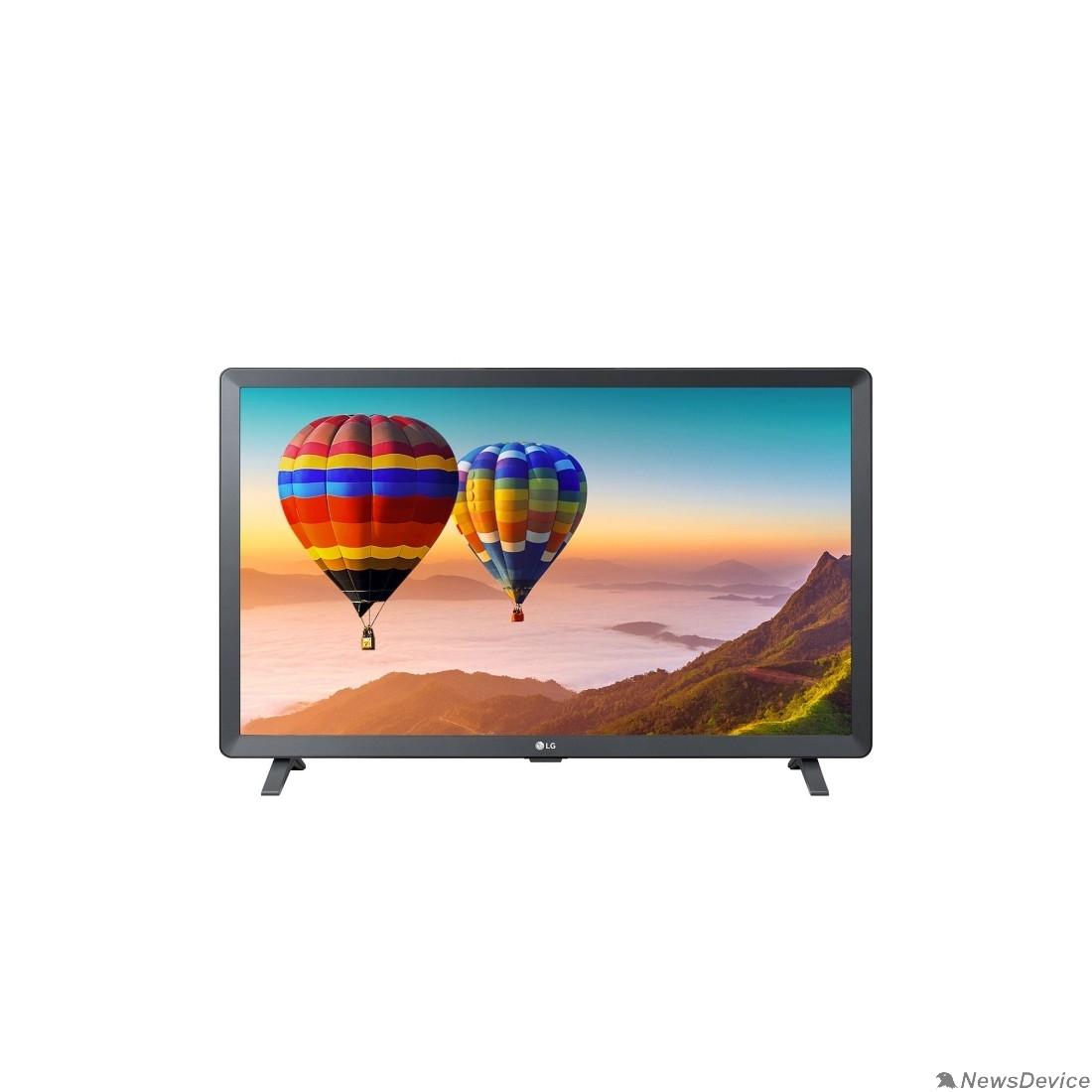 "Телевизор LG 28"" 28TN525V-PZ черный HD READY/50Hz/DVB-T2/DVB-C/DVB-S2/USB"