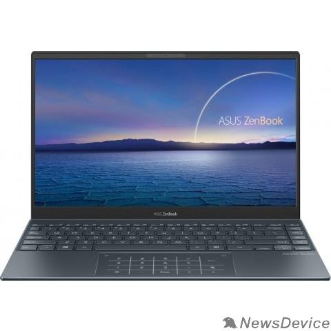 """Ноутбук ASUS Zenbook 13 UX325JA-EG130R 90NB0QY1-M02770 Pine Grey 13.3"""" FHD i7-1065G7/16Gb/512Gb SSD/W10Pro"""