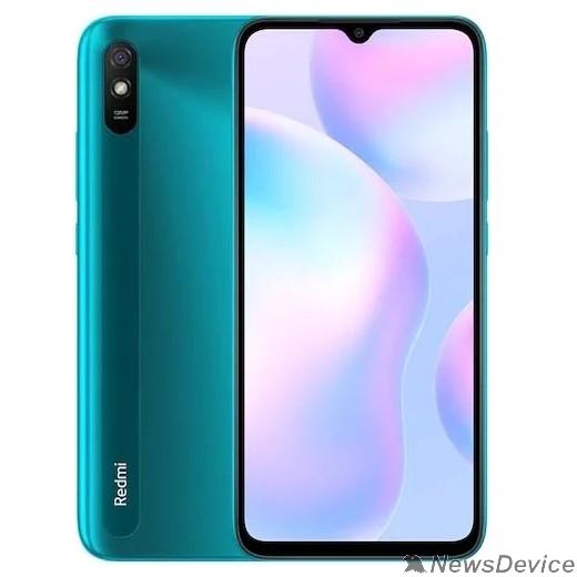 Смартфон/акссесуар Xiaomi Redmi 9A 2/32GB Peacock Green 29238