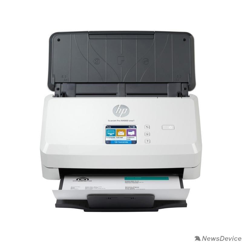 Сканер Сканер HP ScanJet Pro N4000 snw1 (6FW08A)