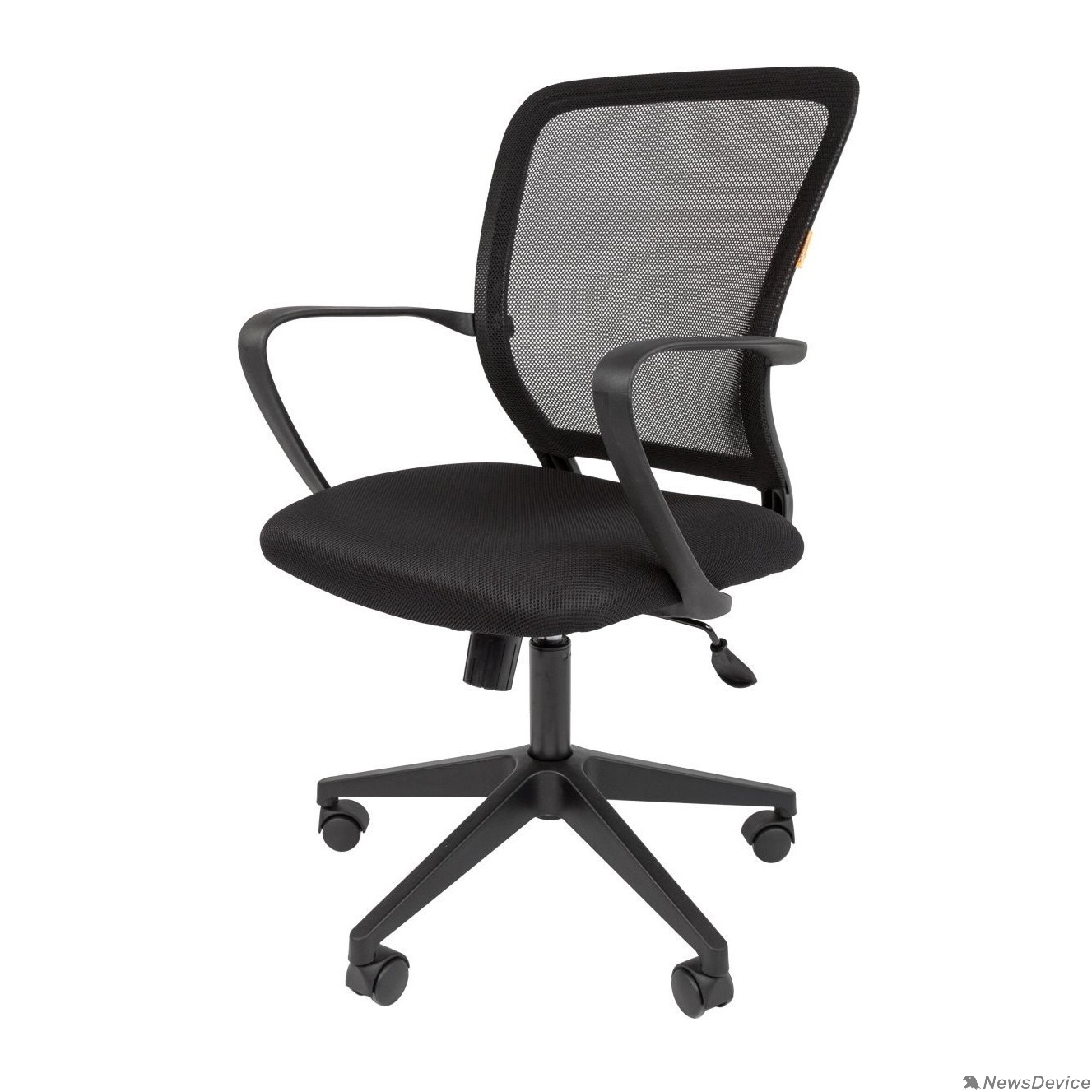 Офисные кресла Офисное кресло Chairman    698   Россия     TW-01  черный (7058331)