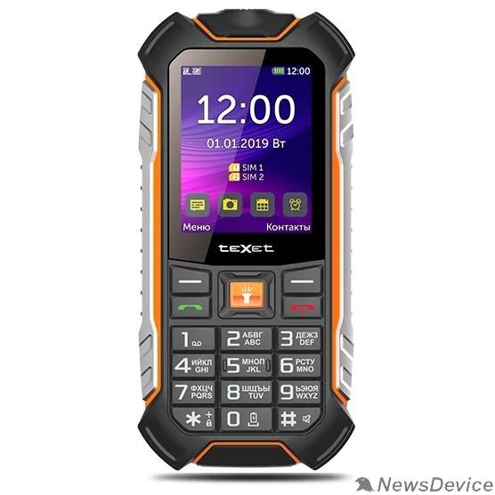 Мобильный телефон TEXET TM-530R мобильный телефон цвет черный