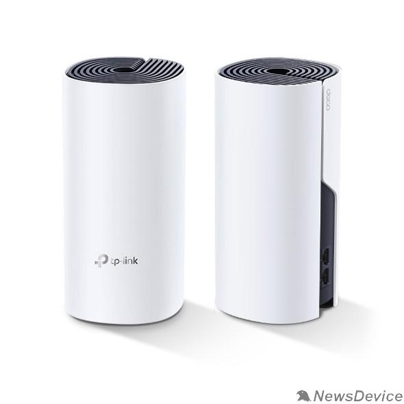 Сетевое оборудование TP-Link DECO P9(2-PACK) AC1200 + AV1000 Домашняя гибридная Mesh Wi-Fi система