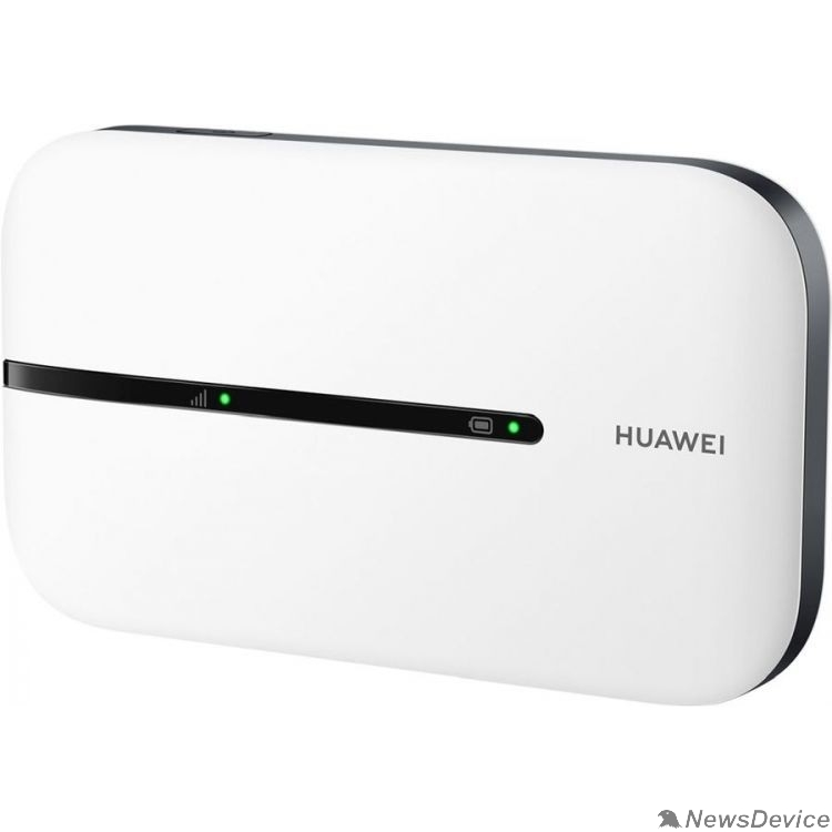 Сетевое оборудование HUAWEI 51071RWY E5576-320 Модем 3G/4G  Wi-Fi Firewall +Router внешний белый
