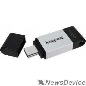 Носитель информации Kingston USB Drive 64GB USB 3.2 Gen 1, USB-C Storage DT80/64GB