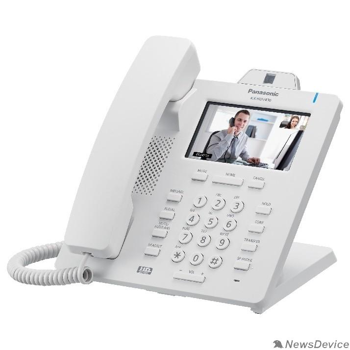 Телефон Телефон SIP Panasonic KX-HDV430RU белый