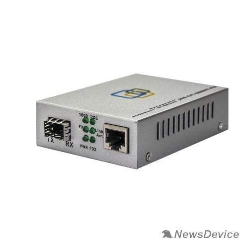 Сетевое оборудование SNR-CVT-1000SFP-V2 SNR Медиаконвертер 10/100/1000-Base-T / 1000Base-FX с SFP-портом