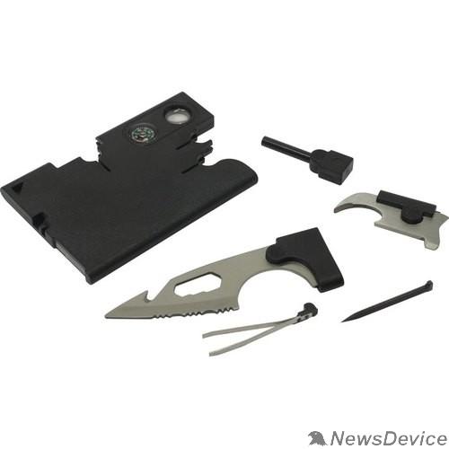 Ножи складные, туристические Smartbuy (SBT-PS-10)  Нож-карточка - набор мультифункциональный, 16 функций
