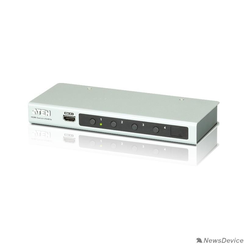 Переключатель ATEN VS481B Коммутатор HDMI 4K 4-портовый