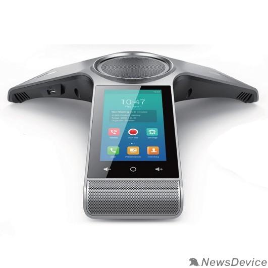 VoIP-телефон YEALINK CP960+2 CPW90 IP конференц-телефон (комплект с двумя беспроводными DECT микрофонами CPW90)