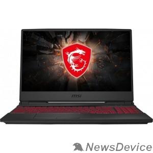 "Ноутбук MSI GL65 10SCSR-050RU Leopard 9S7-16U822-050 black 15.6"" FHD i5-10300H/8Gb/512Gb SSD/GTX1650Ti 4Gb/W10"