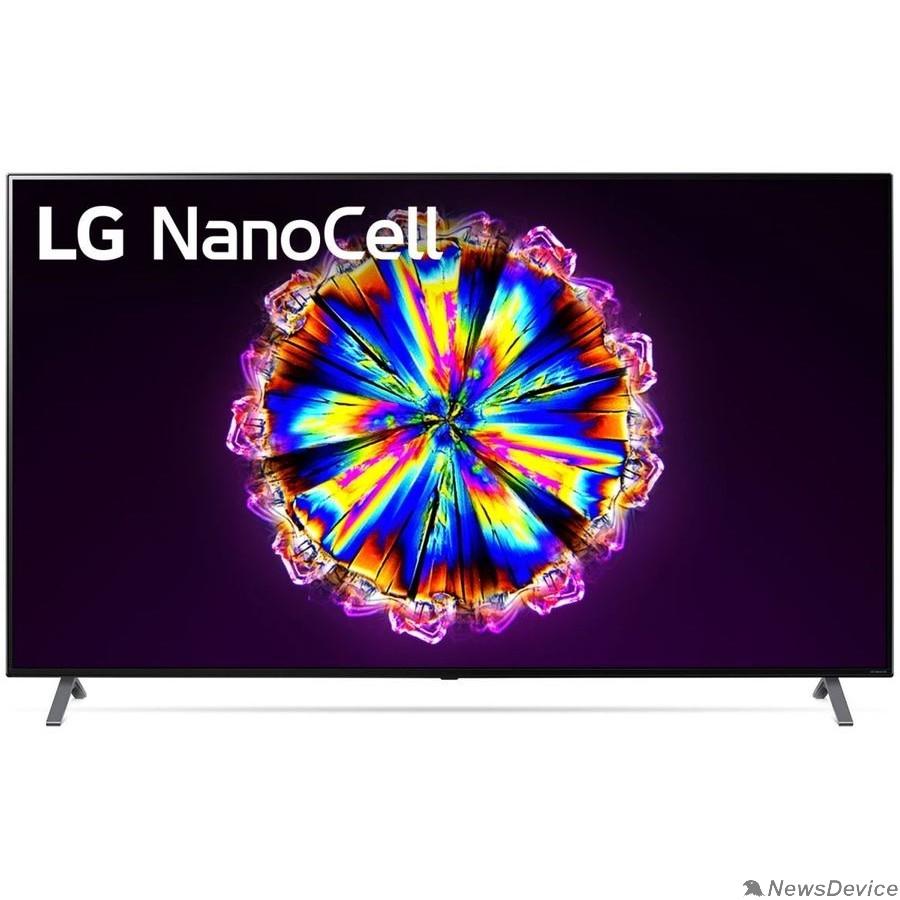 "Телевизор LG 75"" 75NANO906NA NanoCell серебристый Ultra HD/100Hz/DVB-T/DVB-T2/DVB-C/DVB-S/DVB-S2/USB/WiFi/Smart TV (RUS)"