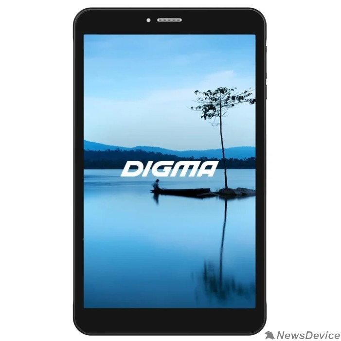 "Планшетный компьютер Digma Optima 8027 3G SC7731E 4C/1Gb/16Gb 8"" IPS 1280x800/3G/And8.1/черный/BT/GPS/2Mpix/0.3Mp 1112460"