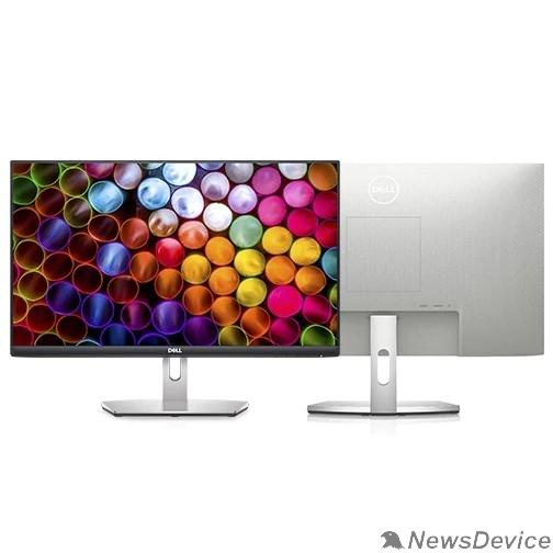 "Монитор LCD Dell 23.8"" S2421H серебряный IPS 1920x1080 75Hz 4ms 8bit 178/178 250cd 1000:1 2xHDMI1.4 FreeSync FlickerFree VESA AudioOut 2x3W 2421-9329"