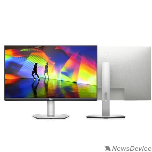 """Монитор LCD Dell 27"""" S2721HS черный/серебряный IPS 1920x1080 75Hz 4ms 8bit 300cd 178/178 1000:1 HDMI1.4 DisplayPort1.2 FreeSync FlickerFree регулировка по высоте Pivot VESA AudioOut 2721-9381"""