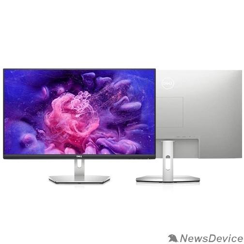 "Монитор LCD Dell 27"" S2721D серебряный IPS 2560x1440 75hz 4ms 8bit 350cd 178/178 1000:1 2xHDMI1.4 DisplayPort1.2 FreeSync FlickerFree VESA AudioOut 2x3W 2721-9404"