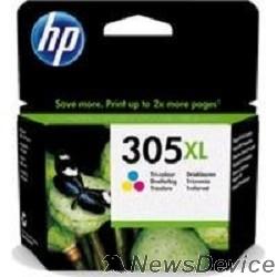 Расходные материалы Картридж струйный HP 305XL 3YM63AE многоцветный (200стр.) для HP DJ 2320/2710/2720 - фото 522911