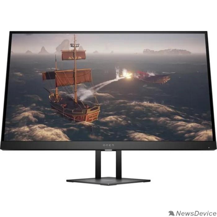 "Монитор LCD HP 27"" OMEN 27i (Ewok) black (IPS, 2560x1440, 16:9, 178/178, 350cd/m2, 1000:1 (10M:1), 1ms, 165Hz, HDMI, DP, USB3.0 HUB) (8AC94AA)"