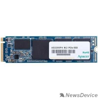 накопитель Apacer SSD M.2 256GB AS2280 AP256GAS2280P4-1