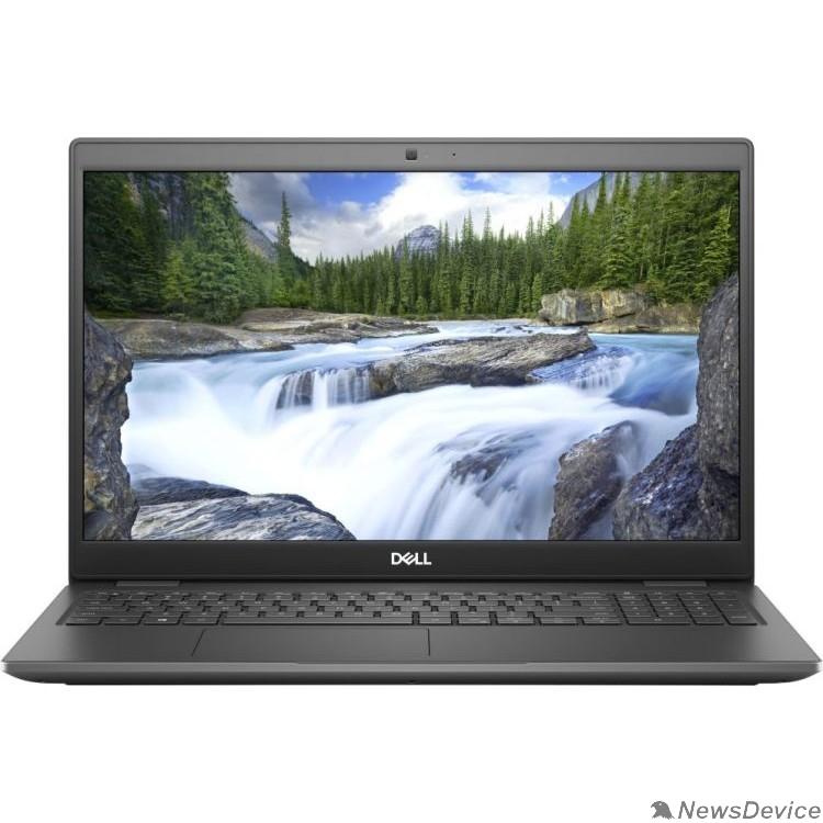 Ноутбук DELL Latitude 3510 3510-8732 Black 15.6'' FHD i5-10210U/8Gb/256Gb SSD/Linux