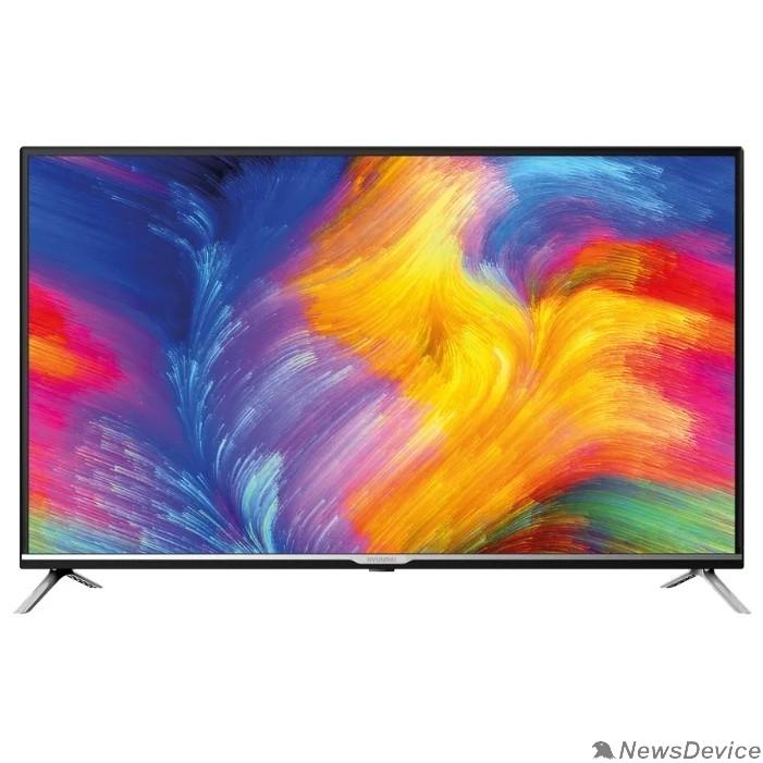 """LCD, LED телевизоры Hyundai  Телевизор LED Hyundai 43"""" H-LED43ET3001 черный/FULL HD/60Hz/DVB-T2/DVB-C/DVB-S2/USB (RUS)"""