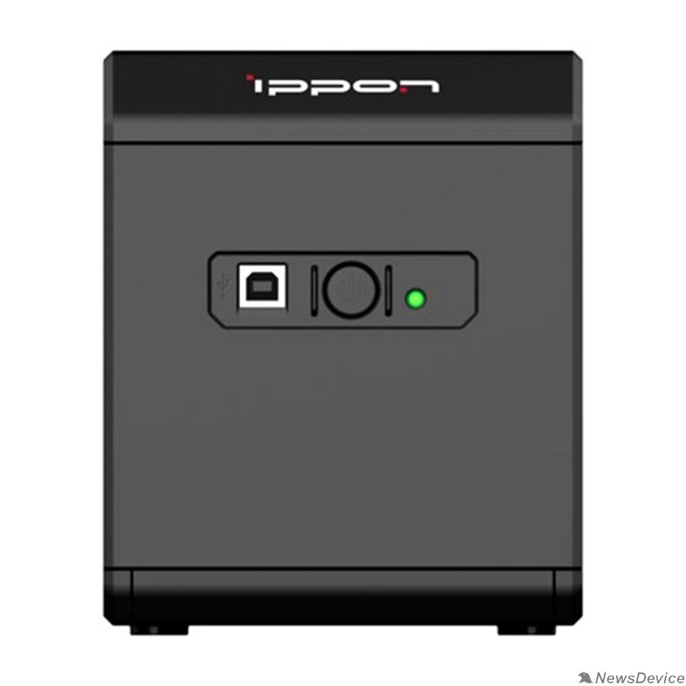 ИБП Ippon Back Comfo Pro II 650  black 1189988