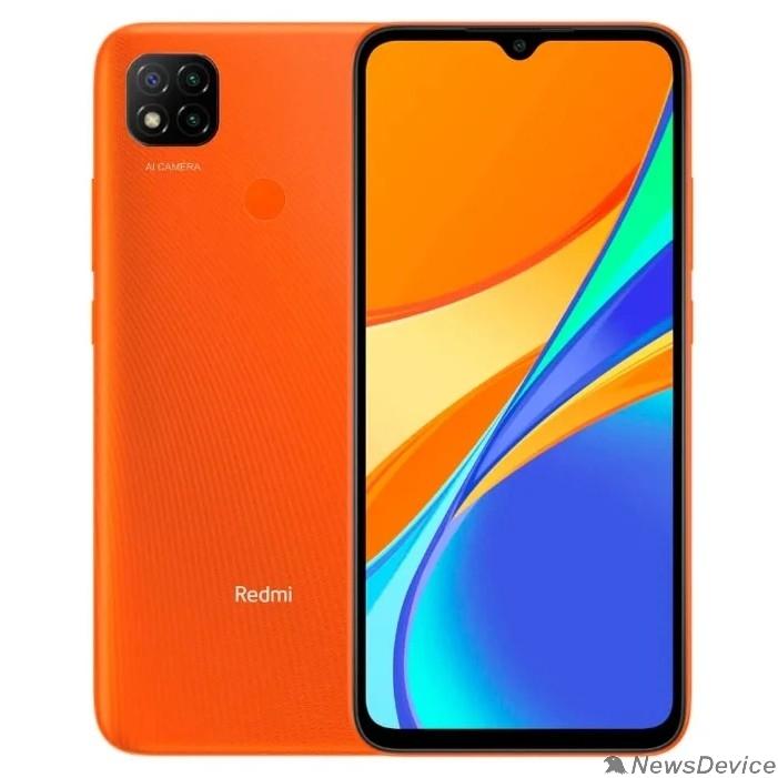 Смартфон/акссесуар Xiaomi Redmi 9C NFC 3/64GB Sunrise Orange 29802