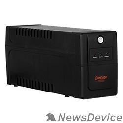 ИБП Exegate EP285538RUS ИБП ExeGate Power Back BNB-600.LED.AVR.C13.RJ <600VA/360W, LED, AVR,4*IEC-C13, RJ45/11, Black>