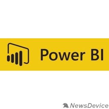 Программное обеспечение Лицензия для ООО Велесстрой ND800F4F3B-Y Power BI Pro