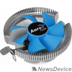 Вентилятор Устройство охлаждения(кулер) Aerocool Verkho A Soc-FM2+/AM2+/AM3+/AM4 4-pin 11-29dB Al 100W 230gr Ret