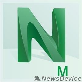 """Программное обеспечение 507M1-WW6542-L618 Navisworks Manage 2021 Commercial New Single-user ELD Annual Subscription, ООО """"Велесстрой"""" (1 шт.)"""