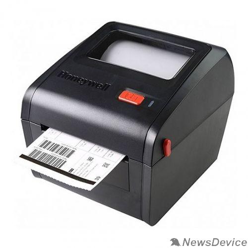 Honeywell принтеры Honeywell PC42D PC42DHE033013 Термопринтер стационарный черный  8ips, 203dpi, USB+Serial+Ethernet