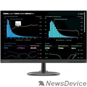 """Монитор LCD Lenovo 23.8"""" C24-20 62A8KAT1EU VA 1920x1080 4ms 75hz 250cd 1000:1 8bit 178/178 D-Sub HDMI1.4 FreeSync AudioOut VESA"""