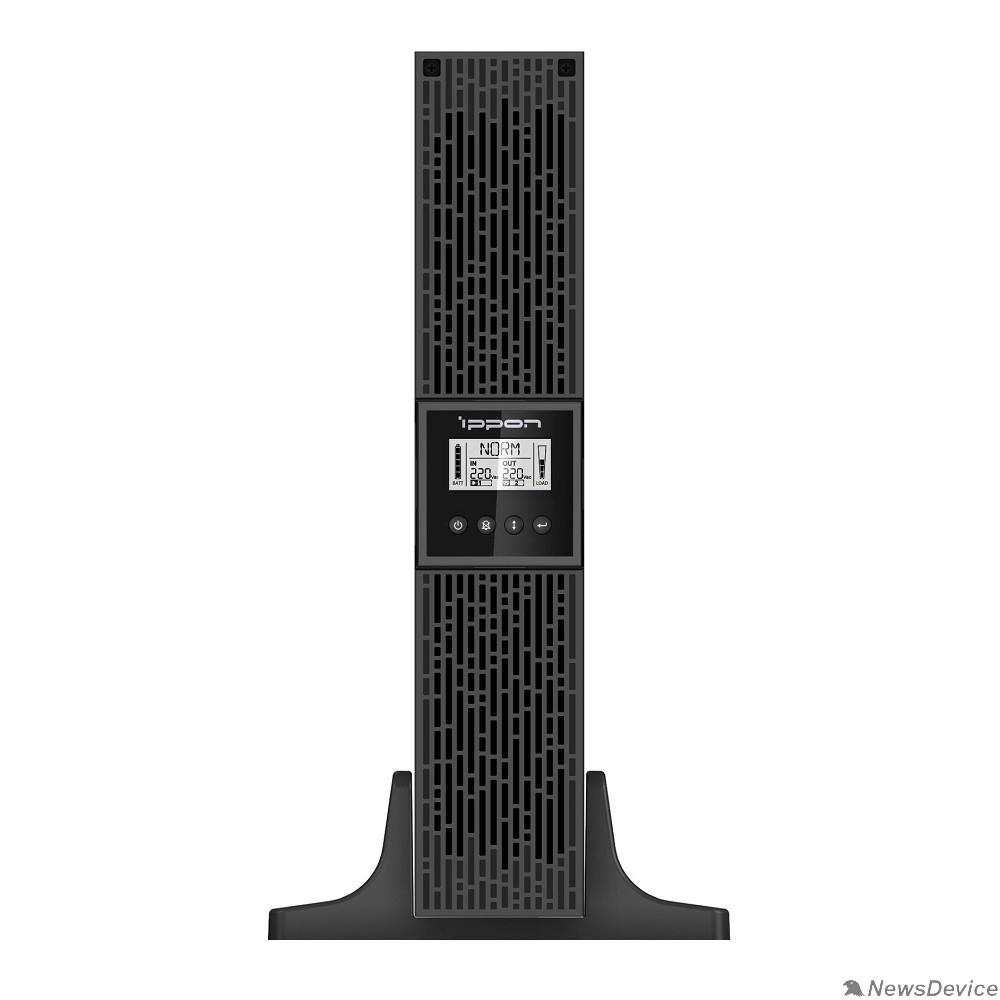 ИБП Ippon SMART WINNER II 2000E 1800Вт/2000ВА, black 1192980