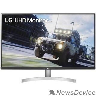 Монитор LCD LG 31.5'' 32UN500-W VA 3840x2160 75Hz 4ms 178/178 350cd 3000:1 10bit(8bit+FRC) HDR10 2xHDMI2.0 DisplayPort1.4 FreeSync 2x5W VESA