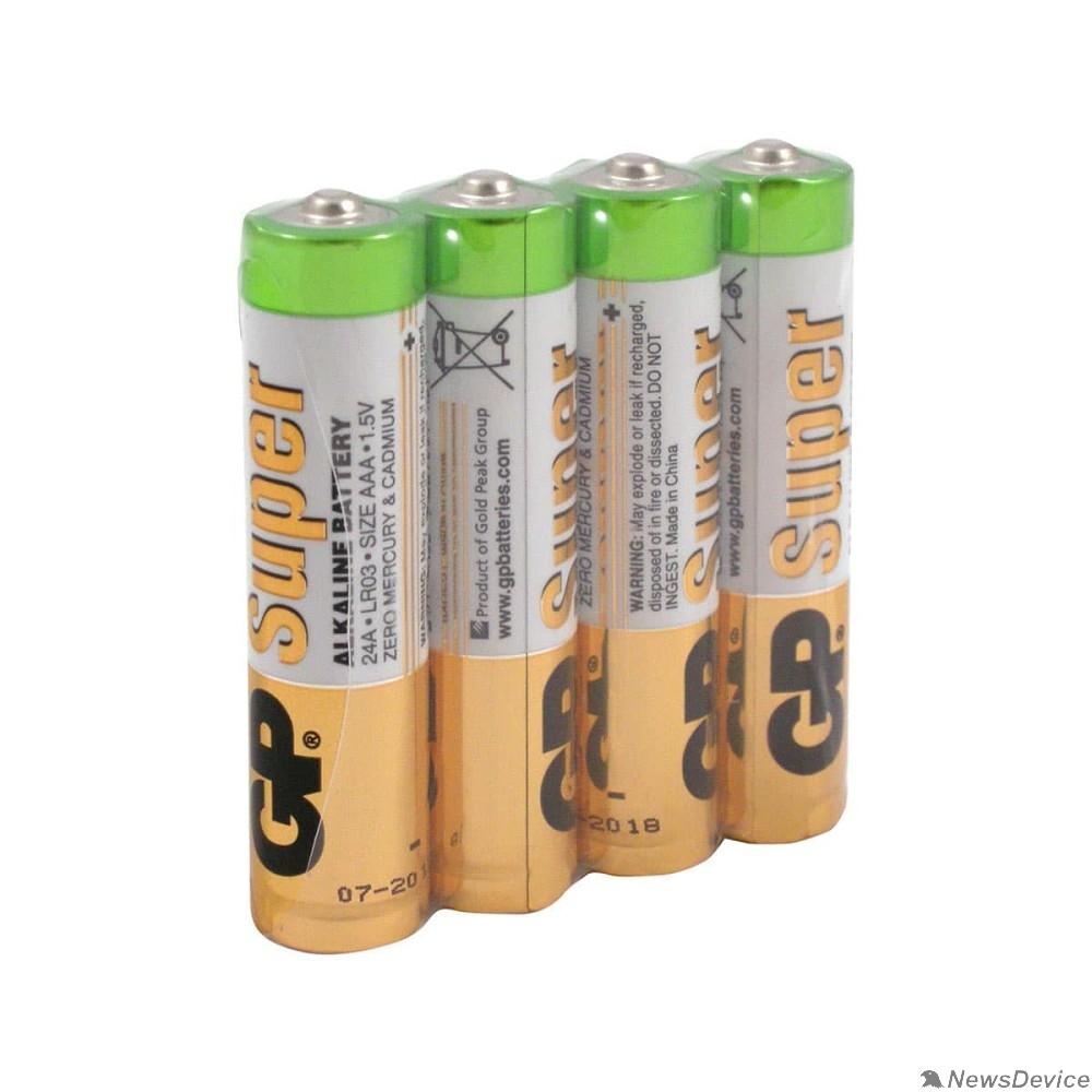 Батарейка GP 24ARS-2SB4  (96 шт. в уп-ке) - фото 515623