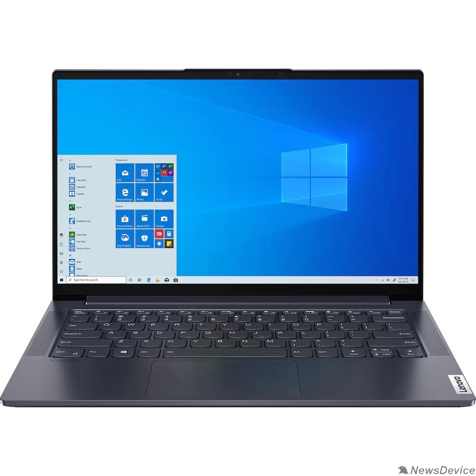 """Ноутбук Lenovo Yoga Slim 7 14IIL05 82A10086RU Slate Grey 14"""" FHD i7-1065G7/16Gb/1Tb SSD/W10"""