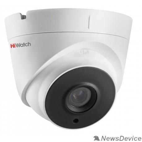 Видеонаблюдение HiWatch DS-I203(С) (4 mm) Видеокамера IP 6-6мм цветная корп.:белый