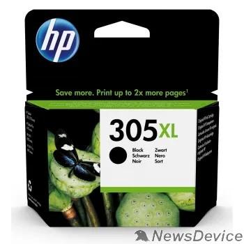 Расходные материалы Картридж струйный HP 305XL 3YM62AE черный (240стр.) (4мл) для HP DeskJet 2320/2710/2720