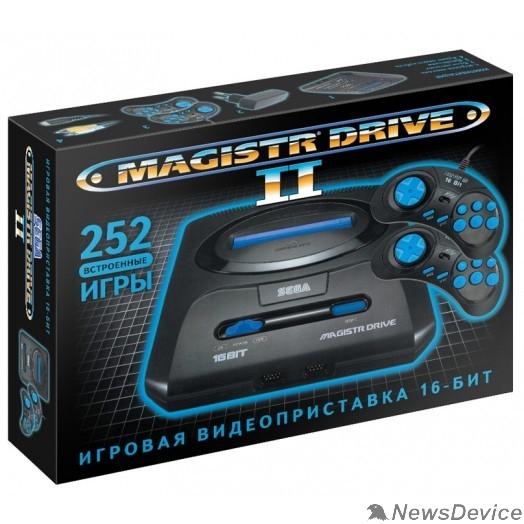 Игровые приставки SEGA Magistr Drive 2 (252 игры) 16 bit ConSkDn98 SMD2-252