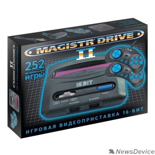 Игровые приставки SEGA Magistr Drive 2 Little (252 игры) ConSkDn99 16 bit SMDL-252