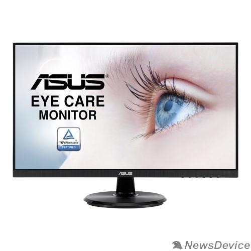 "Монитор ASUS LCD 23.8"" VA24DQ черный IPS 1920x1080 75Hz 5ms 178/178 250cd 8bit(6bit+FRC) 1000:1 D-Sub HDMI1.4 DisplayPort1.2 FreeSync 2x2W VESA 90LM0543-B01370"