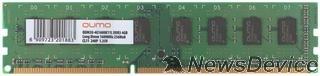 Модуль памяти QUMO DDR3 DIMM 4GB (PC3-12800) 1600MHz QUM3U-4G1600K11L 1.35V