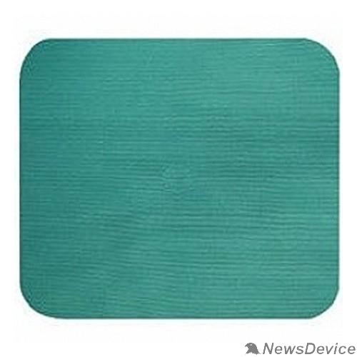 Коврики Коврик для мыши BURO BU-CLOTH/green тканевый зелёный 539382